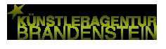 KÜNSTLERAGENTUR BRANDENSTEIN Logo